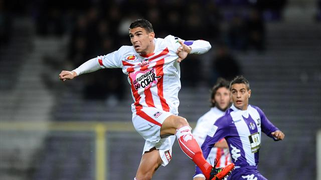 Ajaccio : 28,3% de possession, 4 buts - Football - Ligue 1