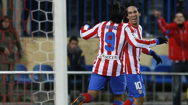 Atletico continue their fine run in La Liga this season with a comfortable 2-0 win over Getafe