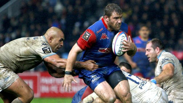 Grenoble sans complexe - Rugby - Top 14