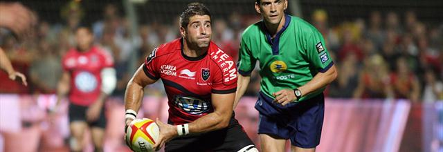 Toulon: Tillous-Borde poursuit l'aventure - Rugby - Top 14