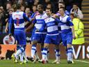 Le Fondre brace gives Reading first win