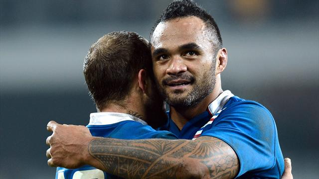 Suta seul renfort face au pays de Galles, Dusautoir capitaine - Rugby - 6 Nations
