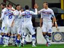 Sampdoria trump Genoa to win derby