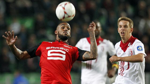 Mvila suffers knee injury - Football - Ligue 1