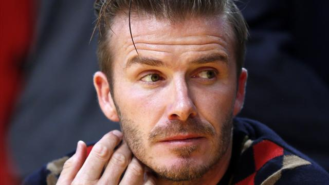 Beckham cool on Monaco reports - Football - Premier League