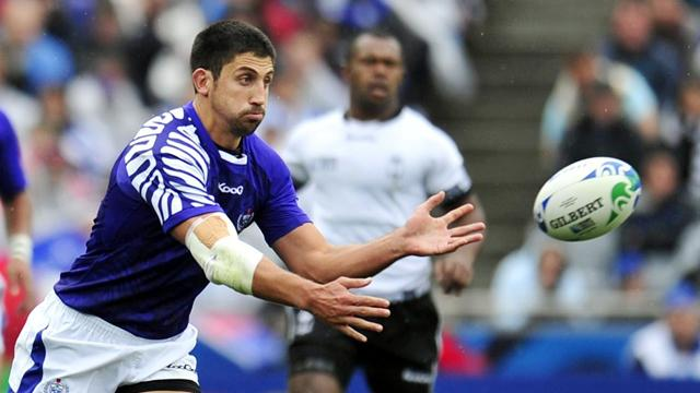 "Williams : ""Aux Samoa, on joue pour le coeur"" - Rugby - XV de France"