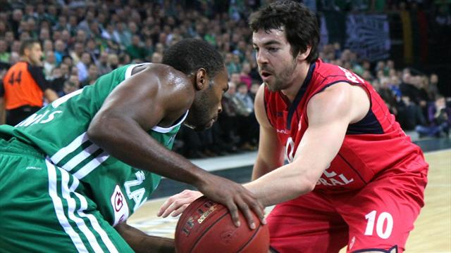 Zalgiris, CSKA advance into top 16