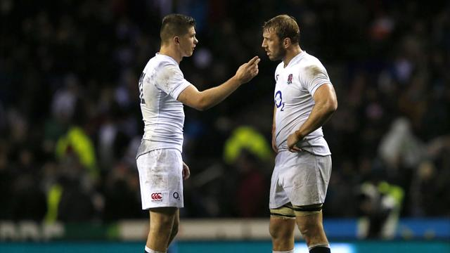 Farrell: England do not fear All Blacks - Rugby