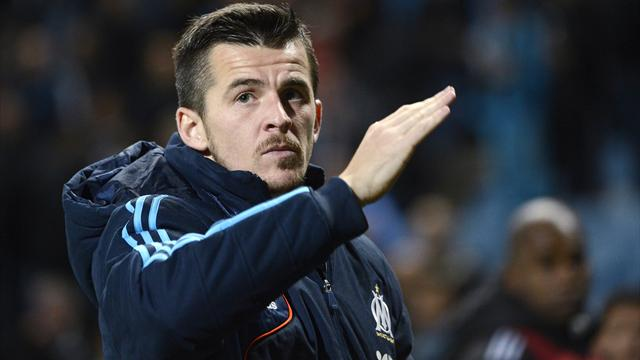 FOOTBALL 2012 Marseille - Joey Barton