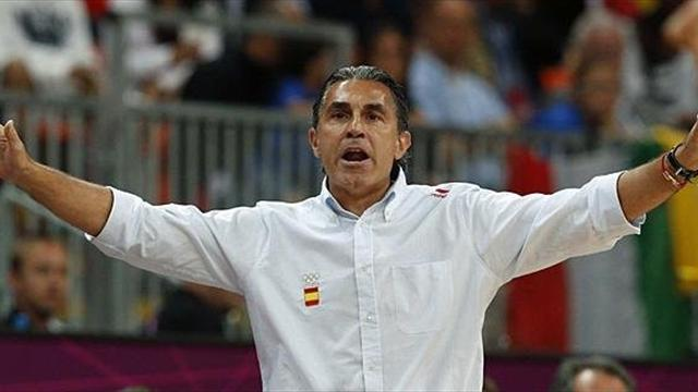 Orenga to succeed Scariolo as Spain coach