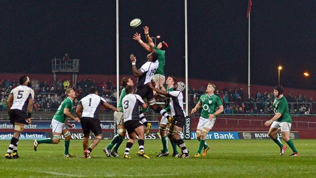 Internationaux: l'IRB entre en action - Rugby - Test Match