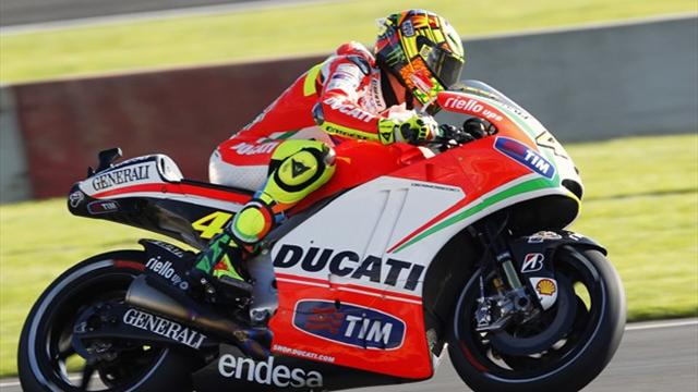 Capirossi: Rossi can win again - Motorcycling