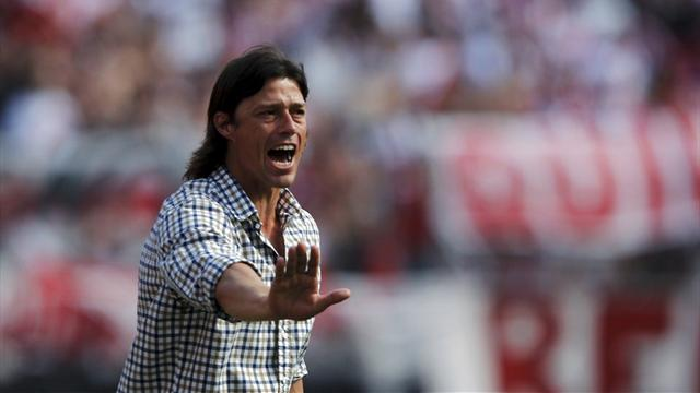 Coach Almeyda quits River Plate  - Football - World Football