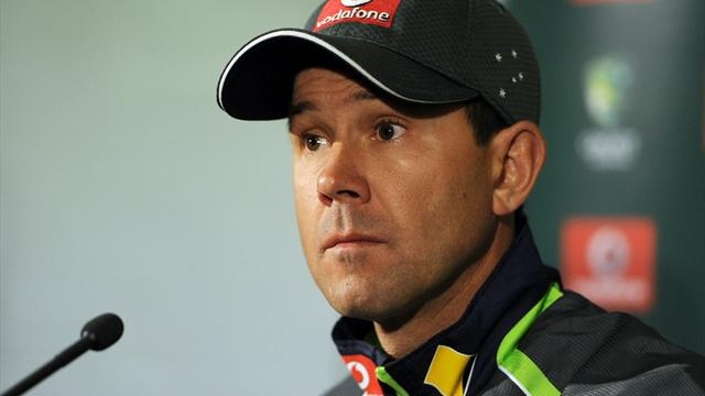 Australia's Ponting calls time on Test career