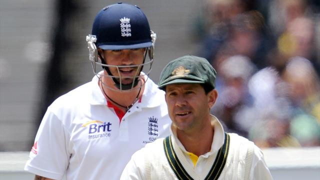 Pietersen hails 'great' Ponting