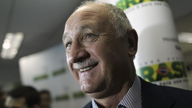 Scolari returns to lead Brazil's World Cup campaign