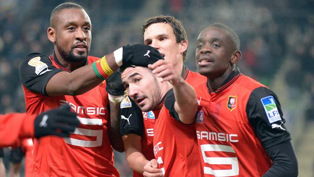 Rennes s'en remet à Alessandrini - Football - Coupe de la Ligue