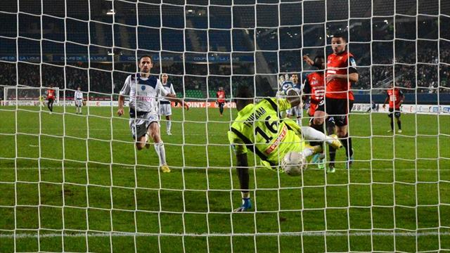 Alessandrini sends Rennes into semis  - Football - Ligue 1