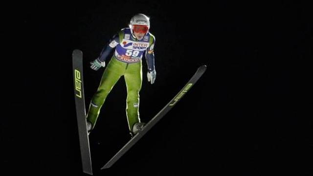 Hvala tops Kuusamo qualifying - Ski Jumping