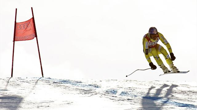 Svindal tops final training at Beaver Creek