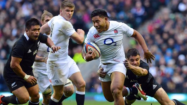 L'Angleterre renverse les All Blacks - Rugby - Test Match