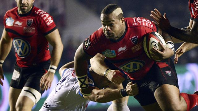 Toulon en démonstration - Rugby - Top 14