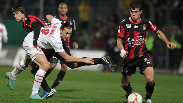 PSG v Nice: Watch Live Streaming of the Ligue 1 match (April 21, 2013)