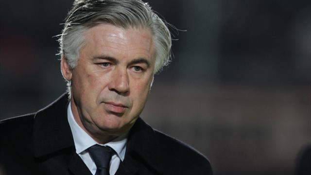 "Ancelotti : ""Ronaldo ? Pas possible qu'il vienne"""