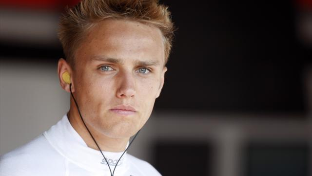 Marussia confirme Chilton