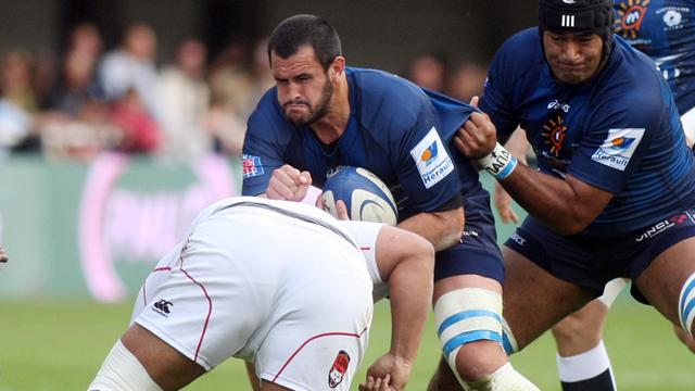 Montpellier: Figallo et Bustos prolongent  - Rugby - Top 14