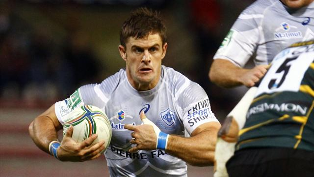 Castres a de l'ambition - Rugby - Coupe d'Europe