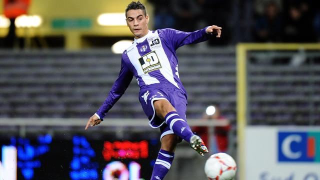 FOOTBALL 2012 Toulouse - Ben Yedder
