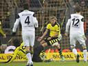 Dortmund fuming after Wolfsburg defeat