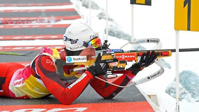 Berger helps Norway win Ruhpolding relay - Biathlon