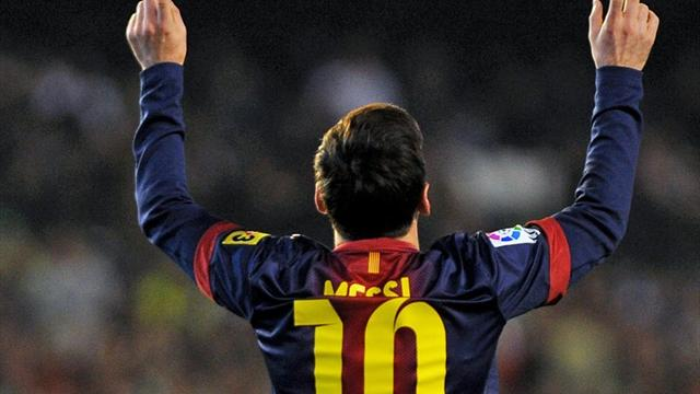 L'autre record de Messi - Football - Liga