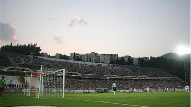 A Mostar, le foot n'embrase plus - Football