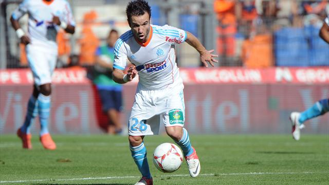 2012-2013 Ligue 1 Montpellier Marseille Valbuena