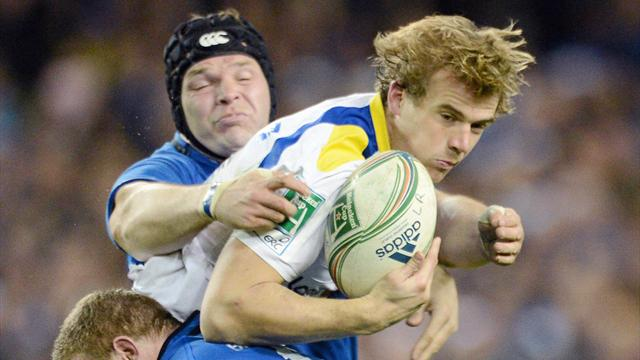 "Rougerie: ""A Clermont d'assumer"" - Rugby - Coupe d'Europe"