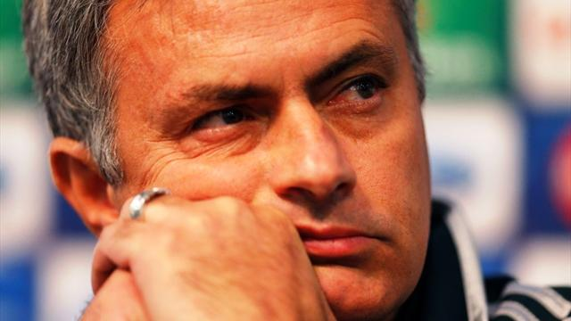 Mourinho 'confirms' Madrid exit, say son's team - Football - Liga