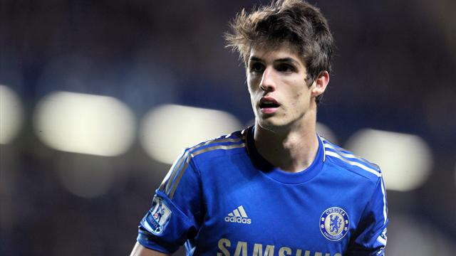 Chelsea's Piazon joins Malaga on loan - Football - Liga