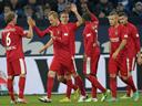Late win over Dusseldorf lifts Freiburg