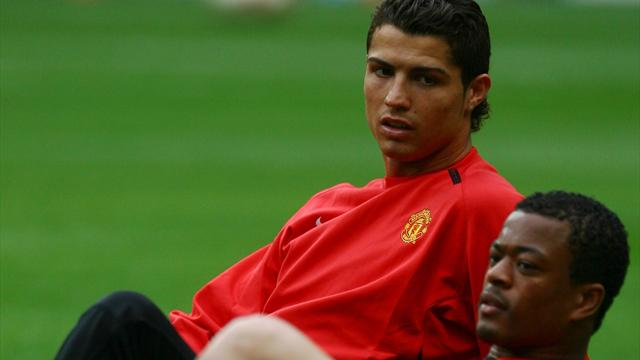 Evra conseille à CR7 de revenir à Manchester s'il veut le Ballon d'or - Football - Premier League