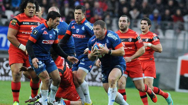 Admirable Grenoble ! - Rugby - Top 14