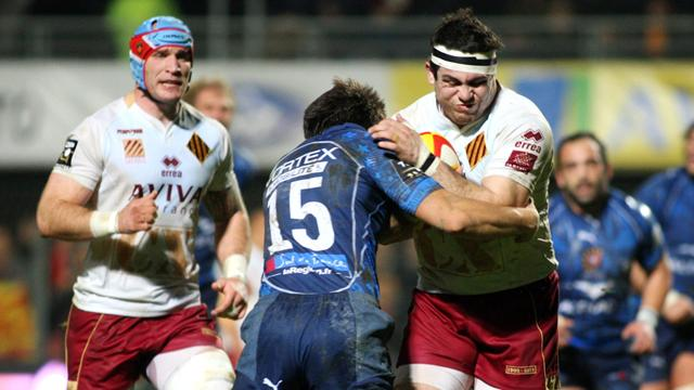Perpignan en mode guerrier - Rugby - Top 14