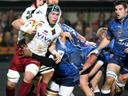 Top 14 et Premiership: Le Perpignanais, Luke Narraway, s'engage avec les London Irish