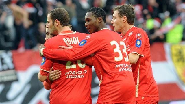 Valenciennes garde le contact - Football - Ligue 1