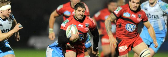 La sensation club: Toulon - Rugby - Top 14