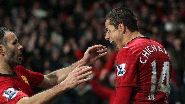 Hernandez gives Manchester United amazing win - Football - Premier League