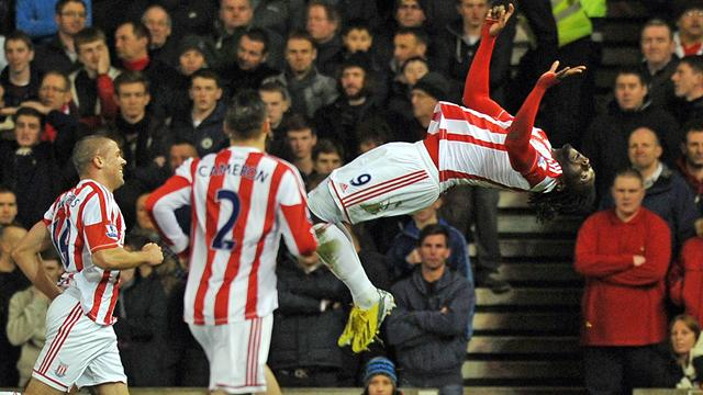 Walters and Jones inspire Stoke to beat Liverpool - Football - Premier League
