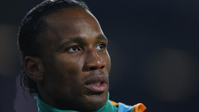Drogba to lead Ivory Coast - Football - African Cup of Nations